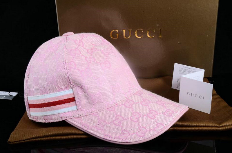 fb7b4d15bb5 gucci caps special offer casquette italie side pink