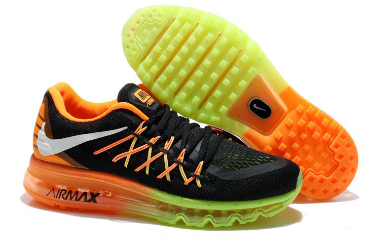 quality design c8f5f 195ab nike air max 2015 nouveau pas cher homme basket-ball noir orange,nike air  max 90 blanc