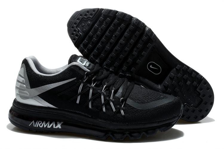 sports shoes 0df9d 0ab9a nike air max 2015 nouveau pas cher homme basket-ball noir,site dair max pas  cher