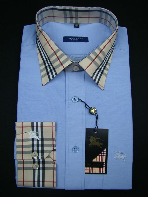 975c7196d61 coton gentry burberry chemise hommes shirt london style-0052 de ...