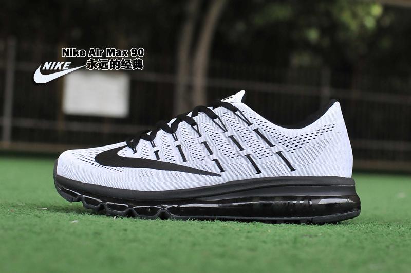 new product 567b2 1b3a9 chaussures nike air max 2016 baskets super hommes france star blanc