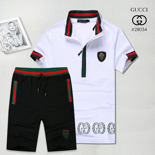 ... hoodie coton gray sport survetement gucci mercerized cotton black  pantalon . ... 7fc327edcc7